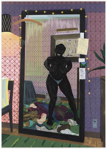 Kerry James Marshall, 'Untitled (Mirror Girl)', 2014