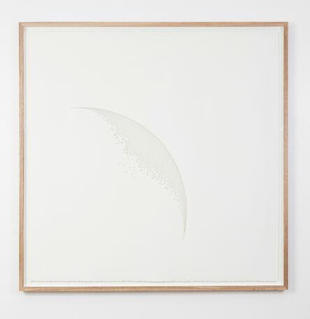 Claire de Santa Coloma, 'Untitled (Convex)', 2017