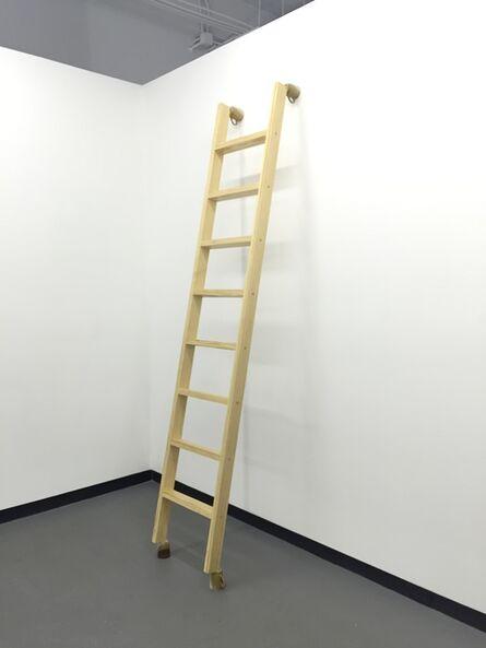 José Olano, 'Escalera sobre tasas', 2016