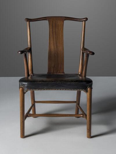 Hans Jørgensen Wegner, 'A rare and important 'China' armchair', circa 1945