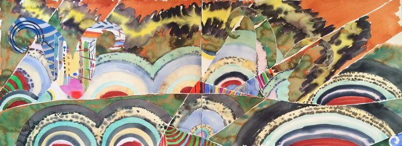 Ellen Van Fleet, 'Forest of Patterns', 2015