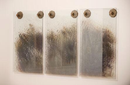 Gregory Nangle, 'Cosmos Mirror (Ghost mirror installation)', 2018