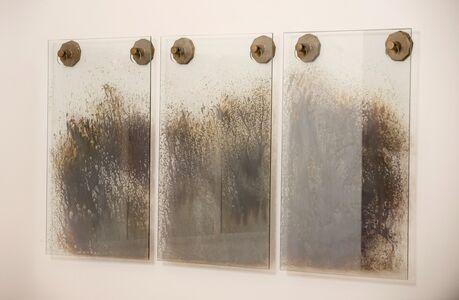 Gregory Nangle, 'Cosmos (Ghost mirror installation)', 2018