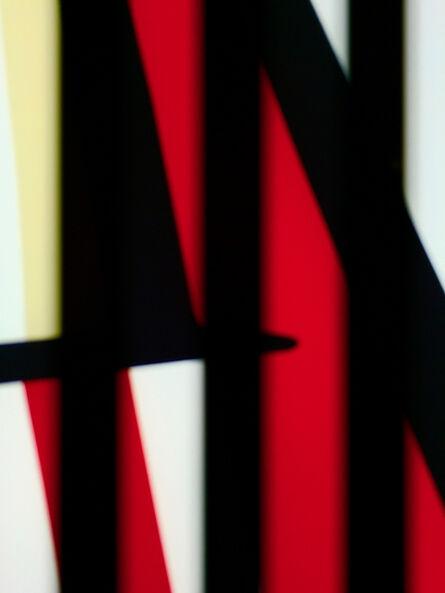 Hideo Anze, 'Stripe(50Hz) 2016/06/11 12:56:08 yamato-shi', 2014-2020