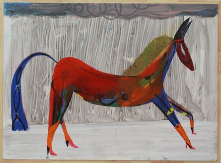 Matthias Dornfeld, 'Untitled (out of the horse series)', 2018