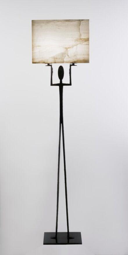 Achille Salvagni, 'Hercules Floor Lamp', 2013