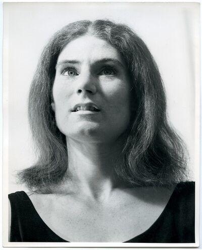 Chuck Close, 'Study for Nancy', 1968