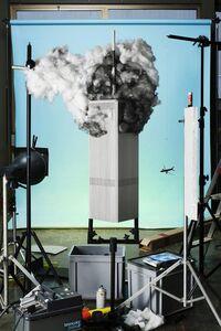 "Cortis & Sonderegger, 'Making of ""9/11"" (by John Del Giorno, 2001)', 2013"