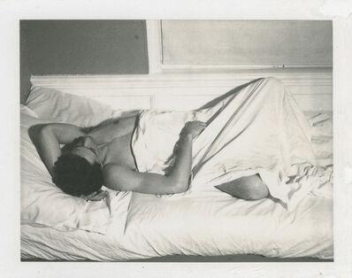 Ulay, 'Traumatic Fears', 1973