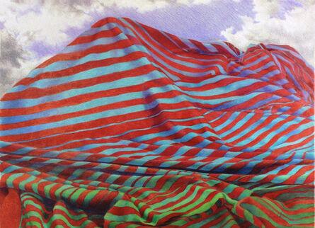 Joan Lesikin, 'Turquoise Mountain'