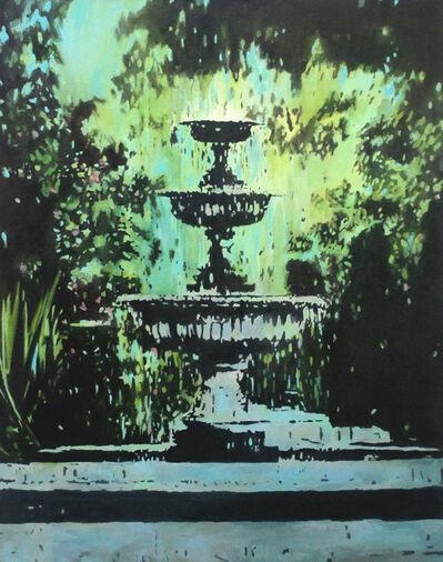 Annette Pugh, 'Park Fountain', 2018