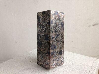 Manji Madara, 'Uncovered Cube #20', 2018