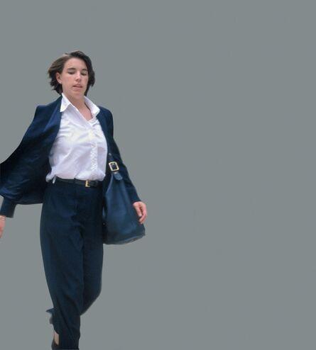 Valérie Jouve, 'Les Sorties de bureaux (Leaving the Office)', 1998-2002