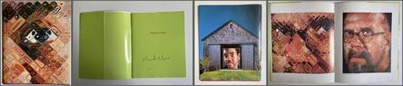 Chuck Close, 'Chuck Close Recent Paintings (Hand Signed)', 2000
