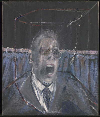 Francis Bacon, 'Study for a Portrait', 1952
