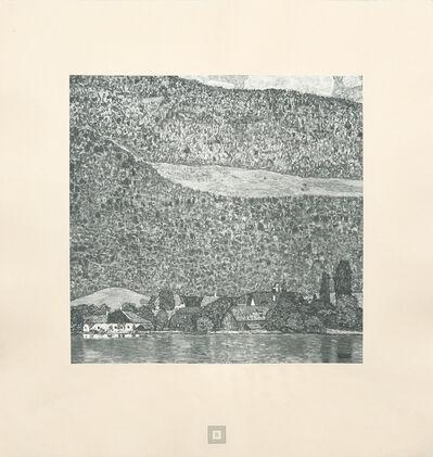 Gustav Klimt, 'Unterach am Attersee.', 1931
