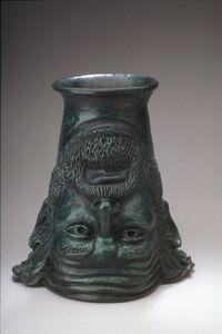 Robert Arneson, 'Tulip Vase', 1992