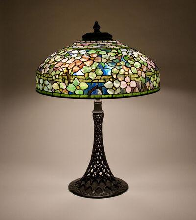 Tiffany Studios, 'Dogwood Table Lamp', ca. 1906