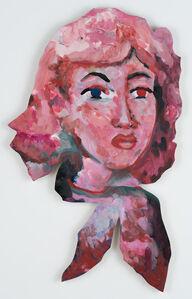 Becky Kolsrud, 'Double Portrait (Blue Eye/Red Eye)', 2017