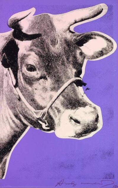 Andy Warhol, 'Cow (F./S. Ii.12A)', 1976