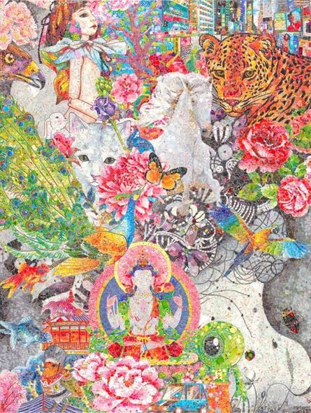 Ye Hongxing, 'East of Eden No.3', 2013