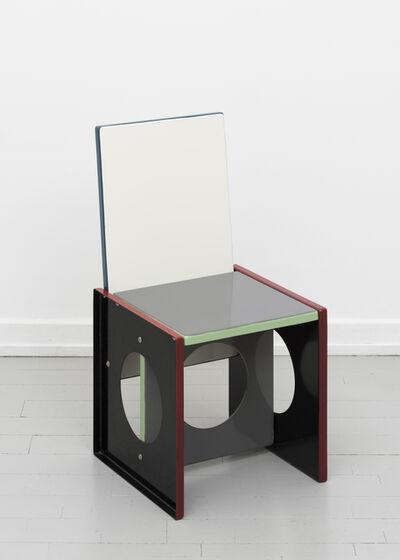 Silo Studio, 'Eindruck Chair', 2017