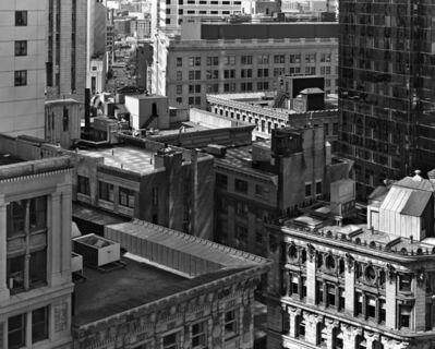Peter Vanderwarker, 'View from the Ames Building, 1987', 1987