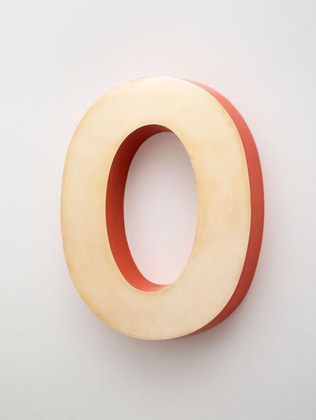 Darren Almond, 'Hold (cadmium red)', 2012