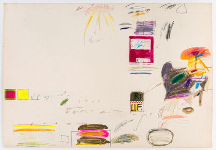Umberto Bignardi, 'Untitled', 1960