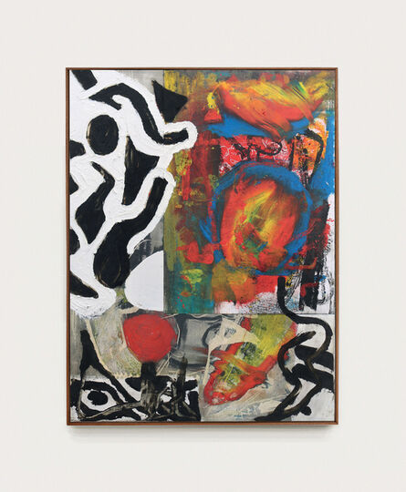 Arthur Lanyon, 'Four Candles', 2020
