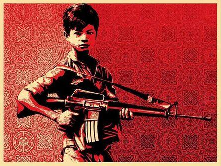 Shepard Fairey, 'Untitled'