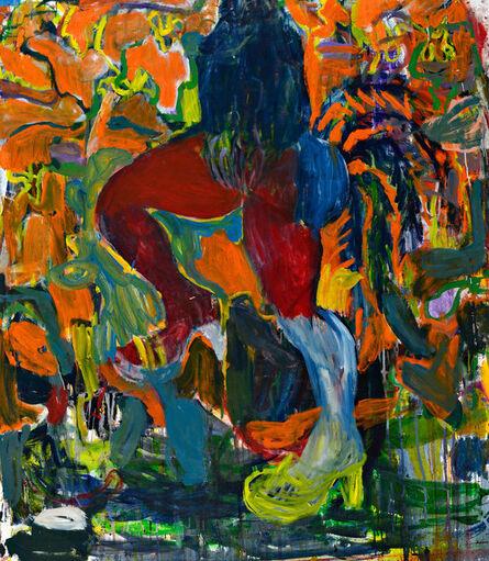 Misheck Masamvu, 'Monkey Rains', 2016