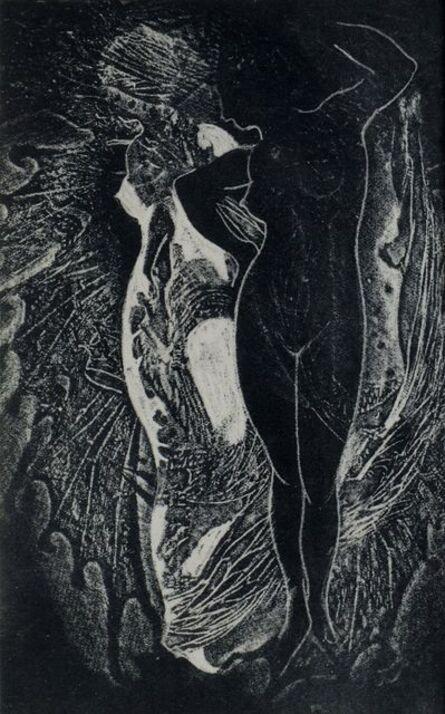 Max Ernst, 'Mr. Knife and Miss Fork', 1931