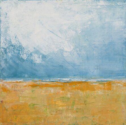 Margot Voorhies Thompson, 'Desert Poem, Sandstorm', 2017
