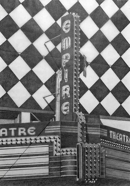 Robert Cottingham, 'Empire (Cincinnati)', 2012