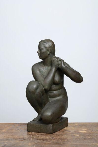 Hsia-Yu Chen, 'Combing Hair', 1948