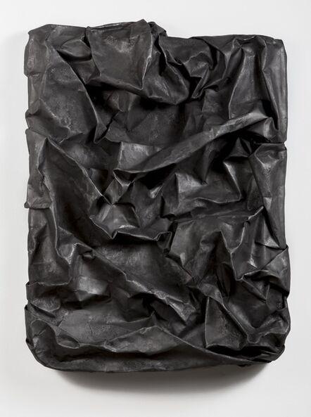 Lauren Seiden, 'Black Raw Wrap 1', 2014