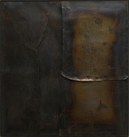 Alberto Burri, 'Grande ferro M 4 (Large Iron M 4)', 1959