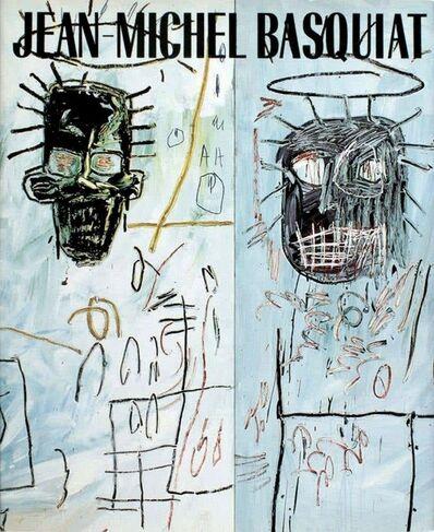 Jean-Michel Basquiat, 'Basquiat Vrej Baghoomian exhibition catalog', 1989