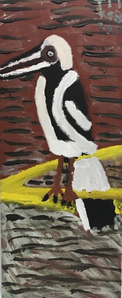 """Trevor """"Turbo"""" Brown, 'Magpie Lark', 2009"""