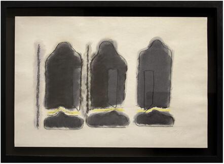 Manuel Hernandez, 'Sin título', 1986