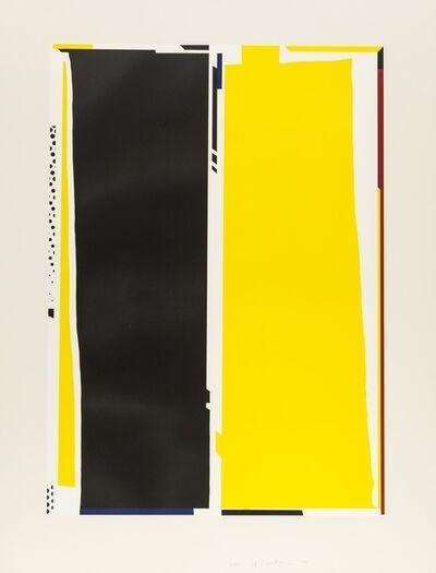 Roy Lichtenstein, 'Mirror #5 (Corlett 110)', 1972
