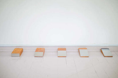 Mario Navarro (b. 1984), 'Frame of mind (Excersise 4)', 2015