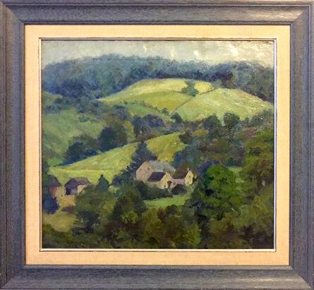"Dorothy Van Loan, '""Raining Day""', 1925"