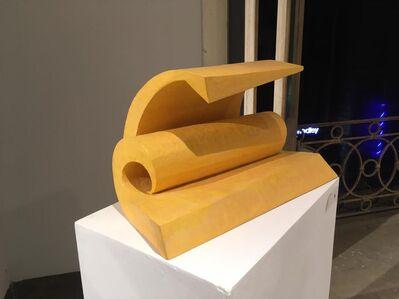 Hazem ElMestikawy, 'Heh Letter In Yellow ', 2018