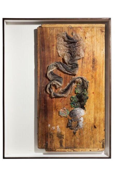 Wu Jian'an 邬建安, 'Breaking the Rafts No.1 - The Big Raft', 2014
