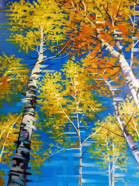 Michelle Condrat, 'An Autumn Vacation', 2017