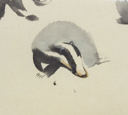 Claire Harkess, 'Wee Badger', 2020