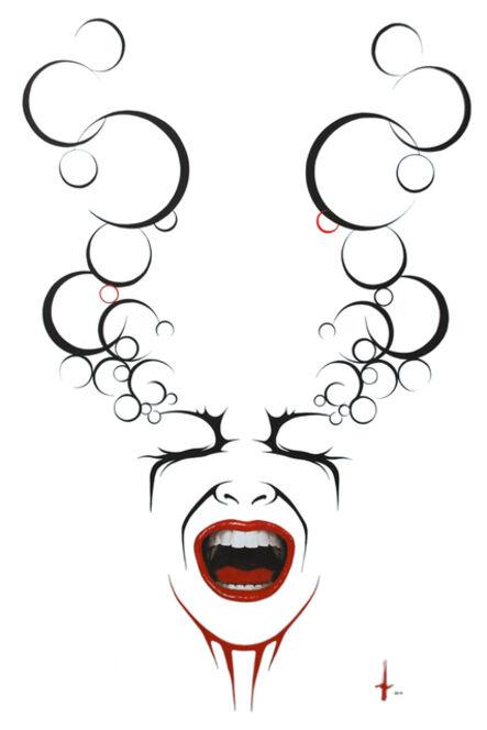 Lakshmi Mohanbabu, 'Joy – Bubbling Laughter', 2015