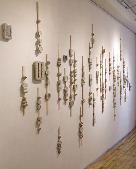 Elisabeth Jacobsen, 'Sticks and Stones'